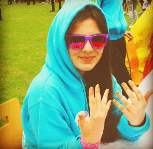 festival fingers